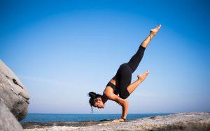 yoga control