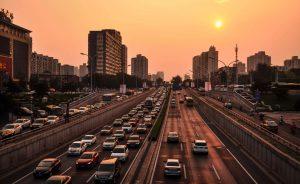 blockage on road like sciatica